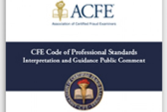 2014 CFE Code of Standards