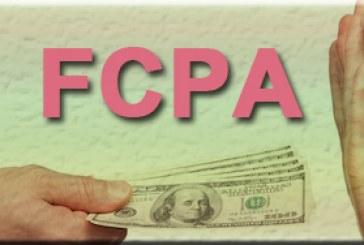 FCPA美國海外反貪腐法案
