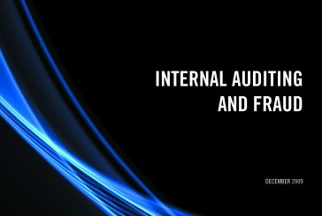 Internal Auditing and Fraud
