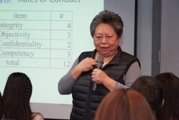 2018-1-13 [台灣舞弊防治與鑑識協會主辦-稽核社群聯誼講座] – 「職業道德與倫理」活動成果